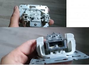 priza de cablu schneider sedna detalii