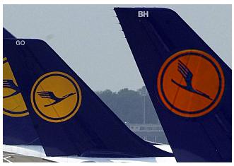 Aveati careva planuri sa plecati azi la munca cu Lufthansa?