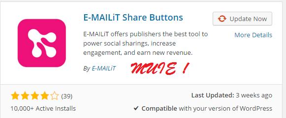 Pluginuri de WordPress:E-MAILit
