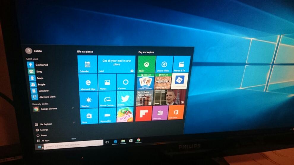 Și s-a dus si Windows 7…?