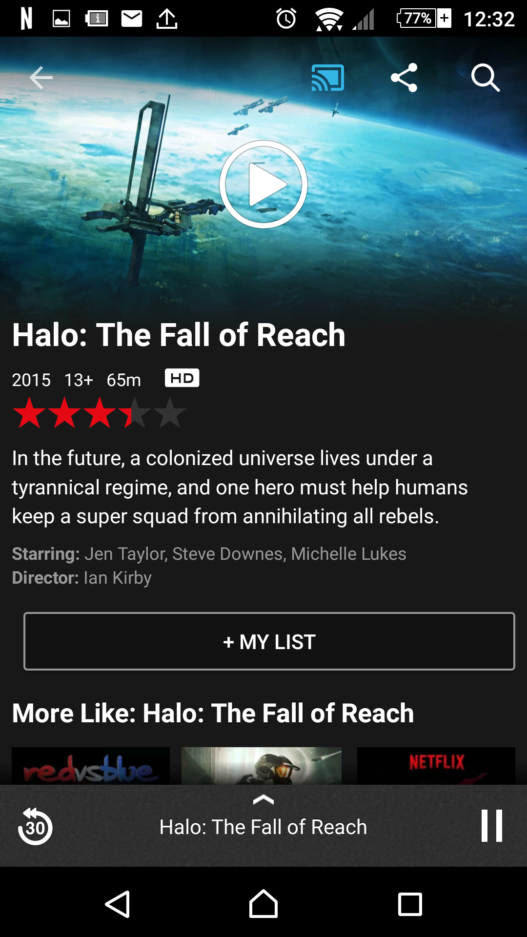 Netflix: Hallo: The fall of reach