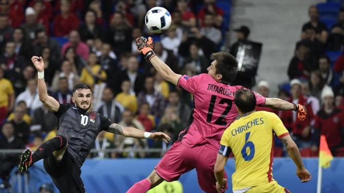 Meciu cu Albania