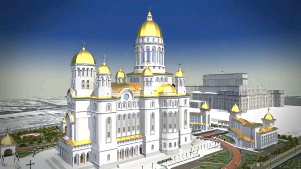 De ce e nevoie de constructia catedralei