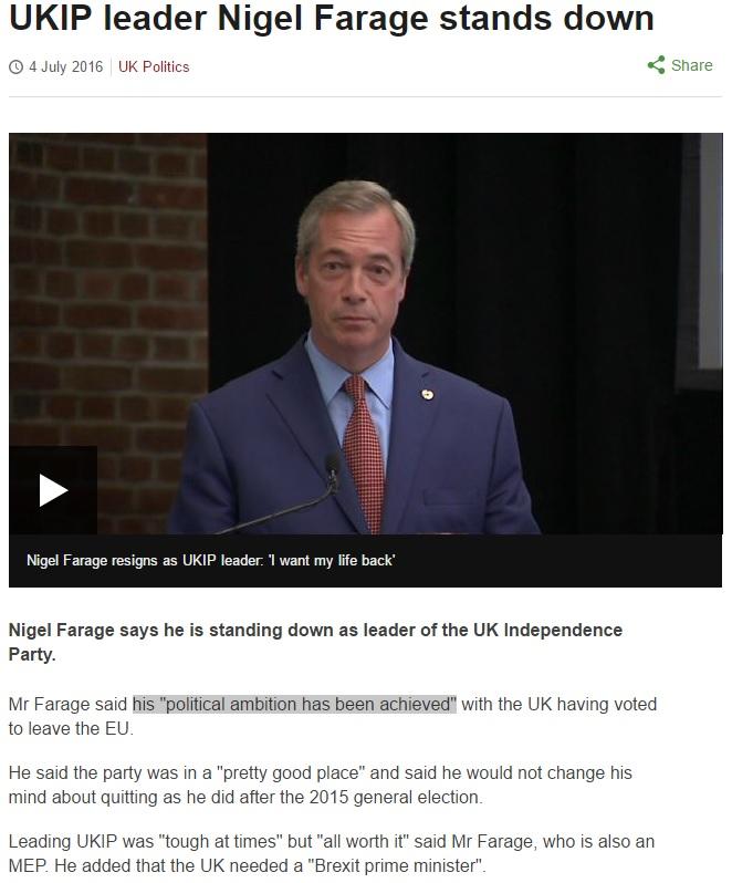 Nigel Farage – amuzant