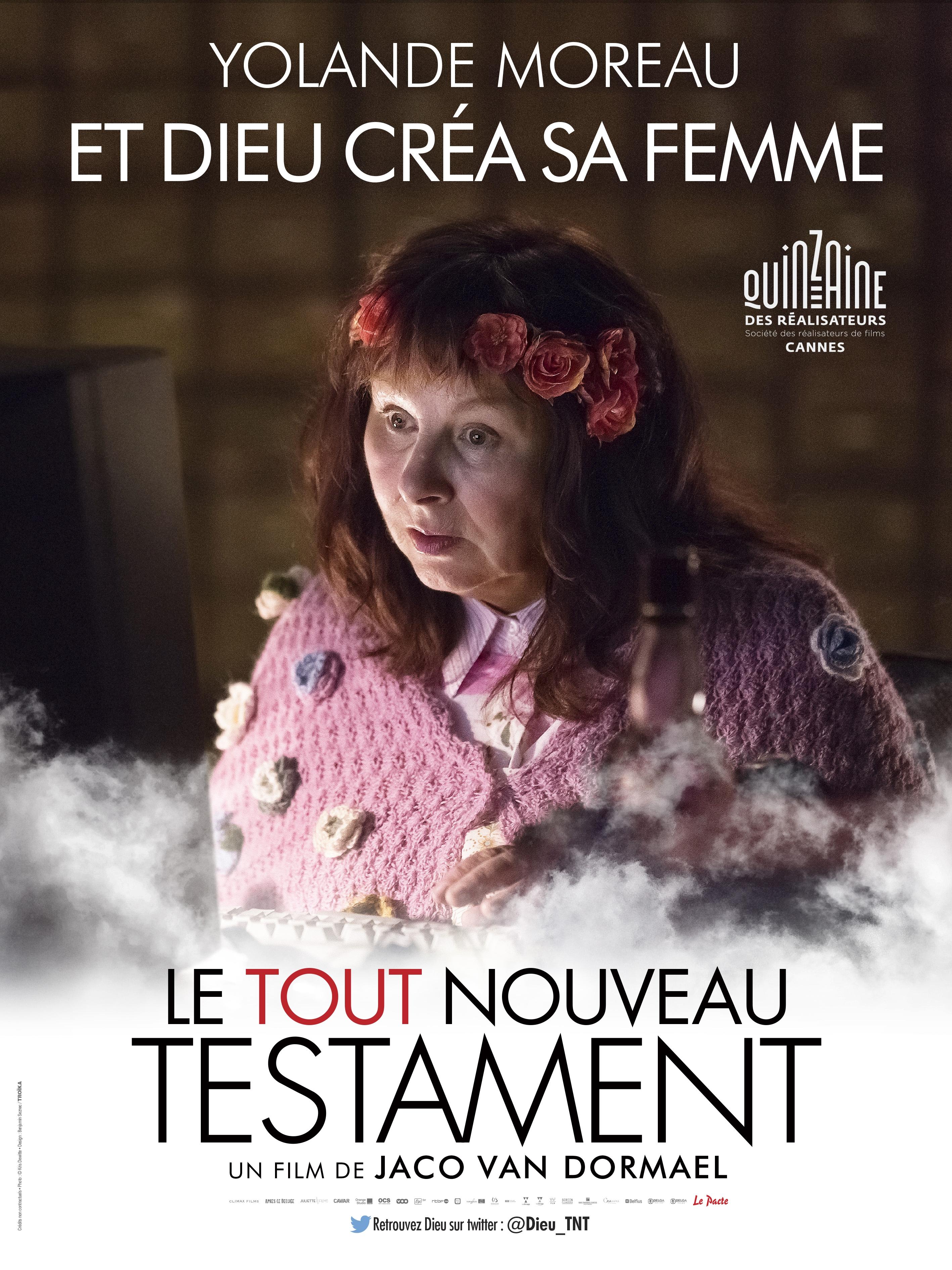 Filme: Le Tout Nuveau Testament