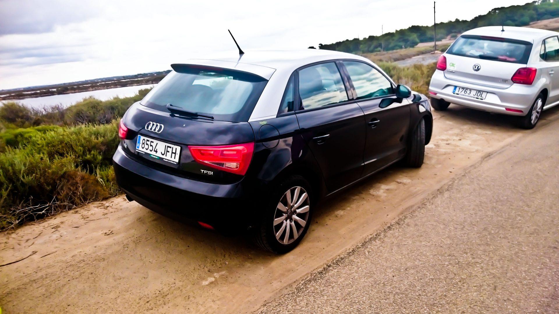 Europcar: Cu Audi A1 prin Mallorca