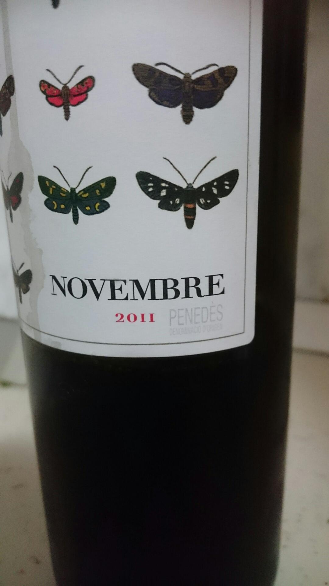 Vin: Novembre