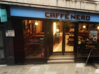 UK: Coffee Rant