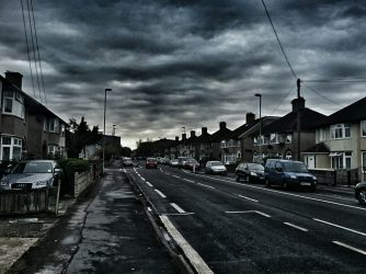 Oxford: O zi mohorâtă