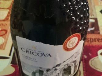 Vinuri: Cabernet de Cricova
