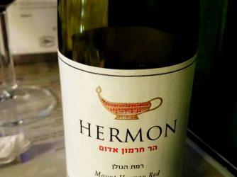 Israel si vinul