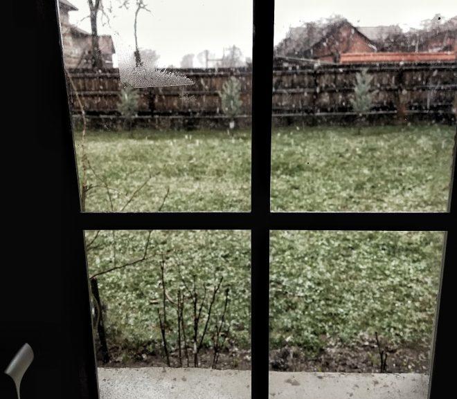 Notes to self: 18 Martie. Ninge cu plăpumi.