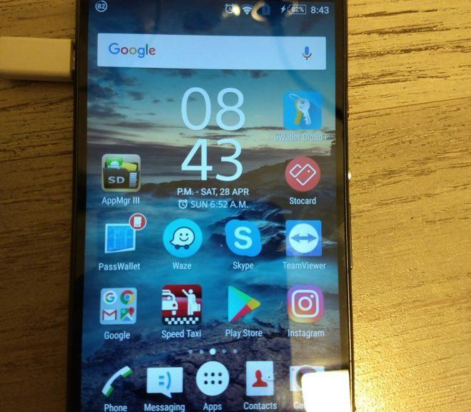 Sony Z3: Înapoi la viață