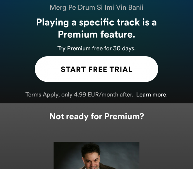 Spotify și Soundfreaq