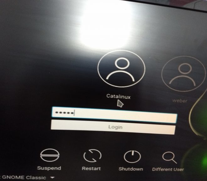 Upgrade de o noapte