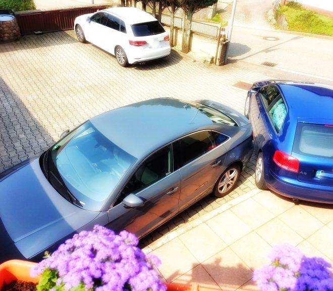 "Europcar ""Elite"": Audi A3 Sedan 2017"