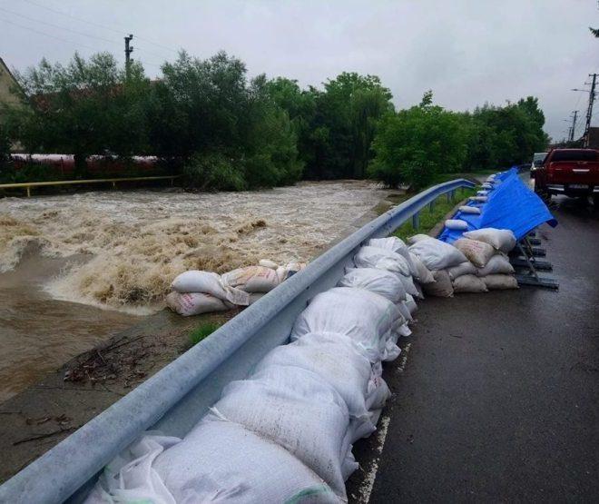 Inundații – ciclicitate