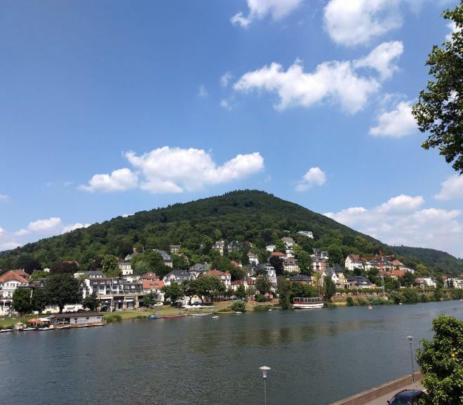 Ep.3: Un pic de prin Germania de Vest. Heidelberg