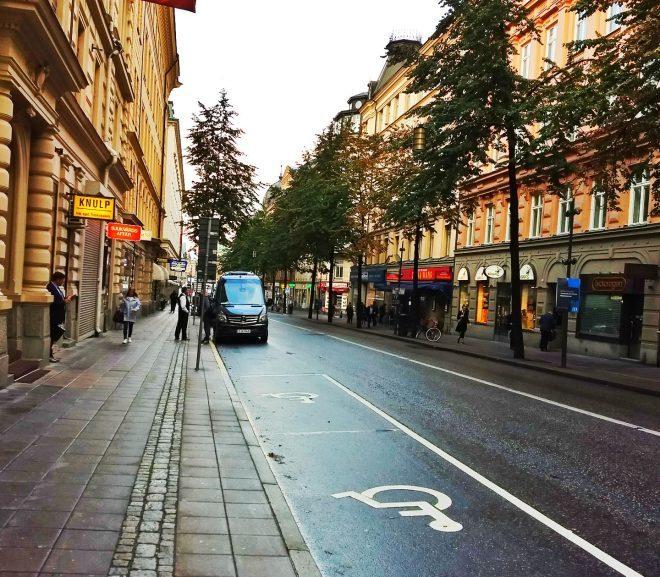 Câteva cu Stockholm