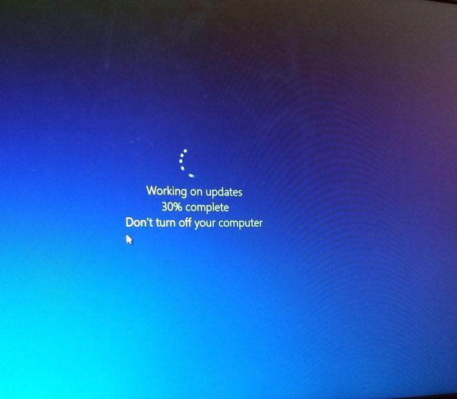 Fucking Updates, din nou