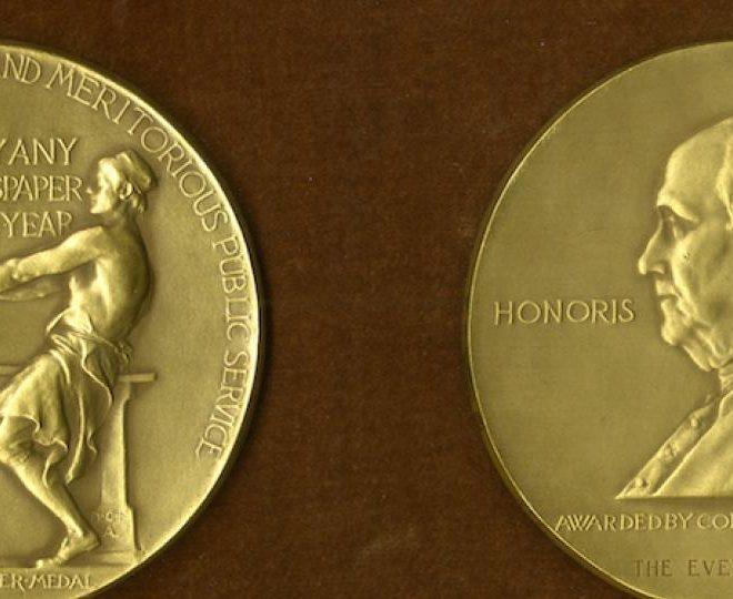 Premiul Puli tzer pentru geniala capacitate de sinteză