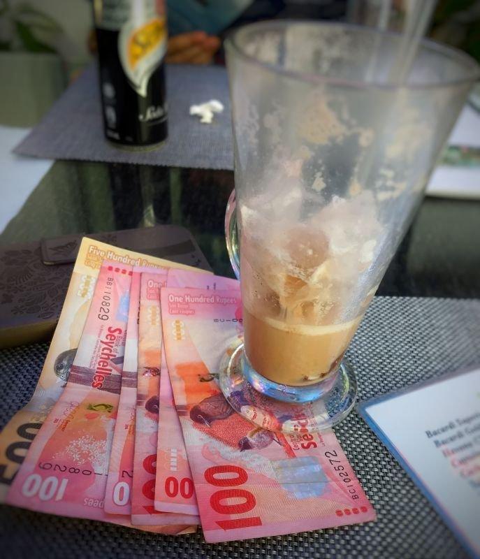 cafea seychelles