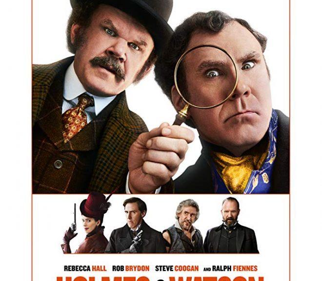 Holmes and Watson 2019