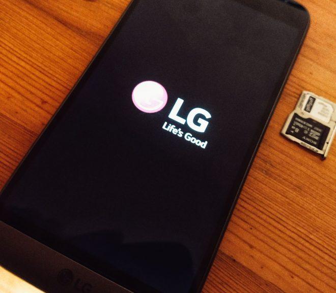 LG G5 și Accu battery