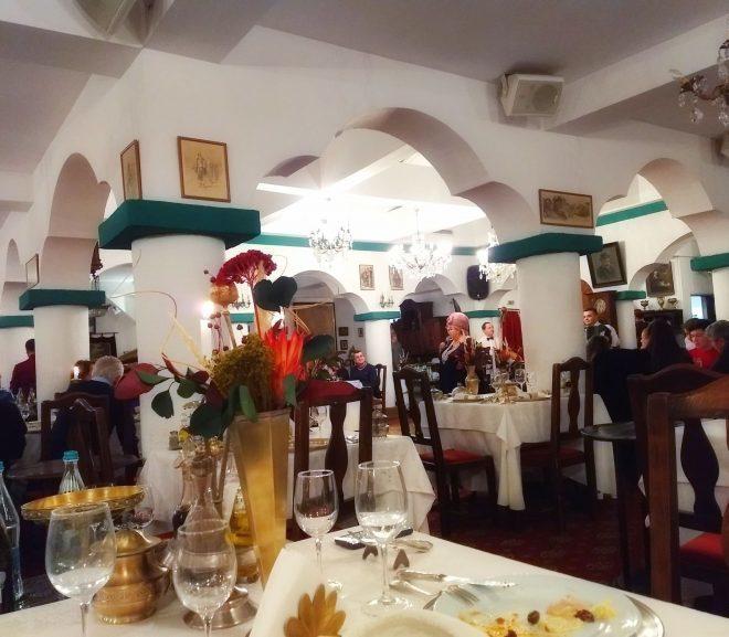 Cârciumi din București: Locanța Jariștea
