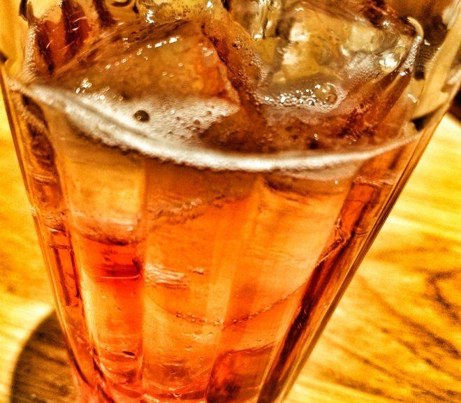 Despre băutură. In UK