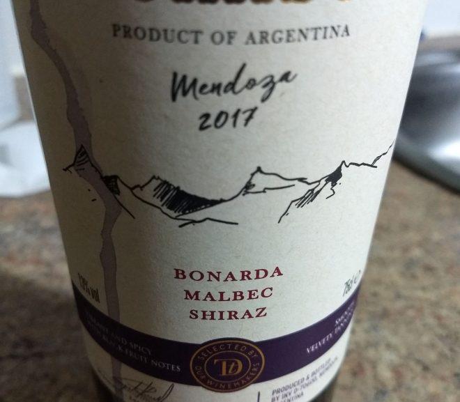 Vinoase: Cupaj argentinian