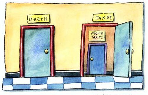 Scurt: Alergat de taxe ca de moarte (#1)
