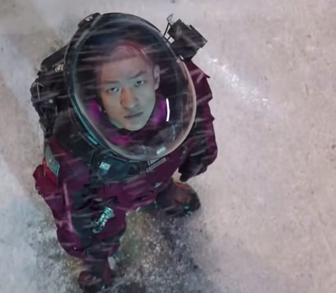 Filme: The wandering Earth