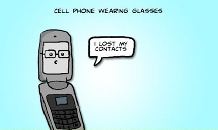 Glume telefonice