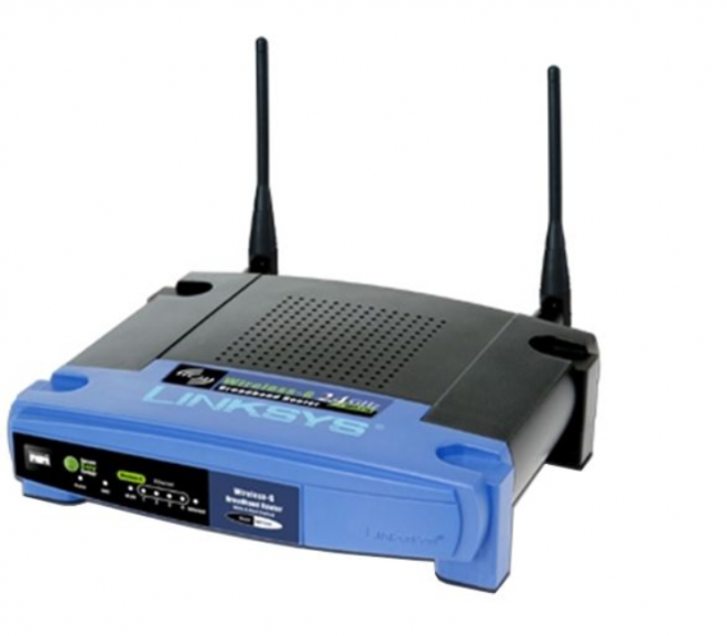 Router cu antene detasabile