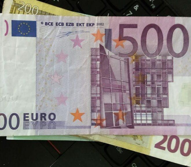 Búget.  (TM Dancila). Sunt bani destui, bă,  săracilor!