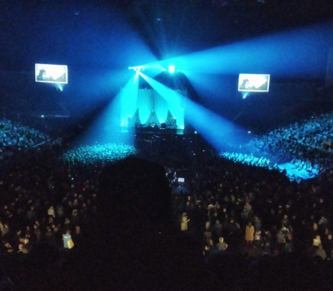 La concert