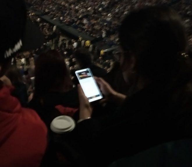 iPhone Bias #2. Londra