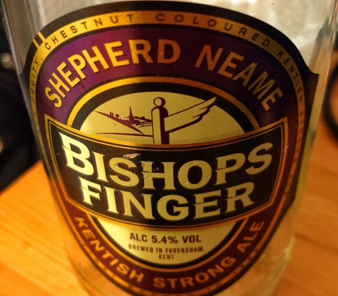Beri in UK: Bishops Finger
