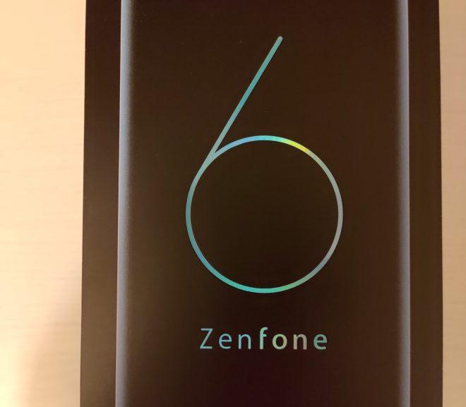 Radical din baterie: Asus Zenfone 6