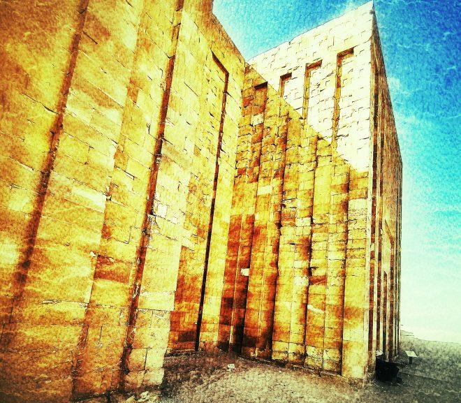 5. Egipt. Saqqara- unde a început nebunia.