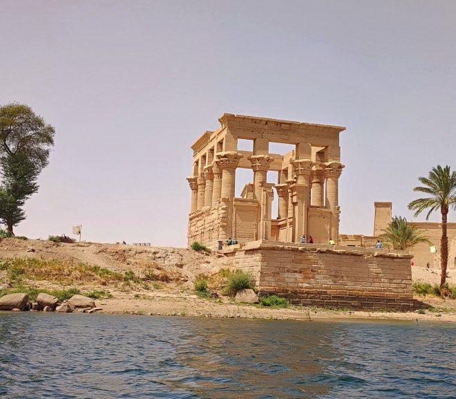 Egipt. 7.  Templul de la Asuan