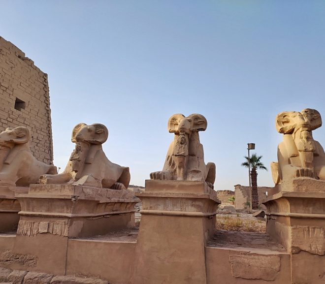 Egipt 18.Templul din Karnak