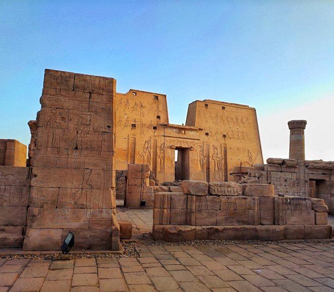 Egipt.13 Edfu – Templul lui Horus