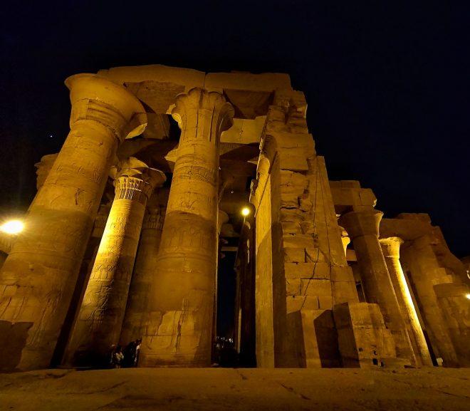 Egipt.12. Kom Ombo