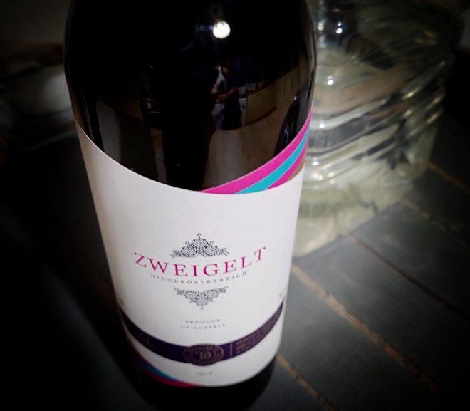 Un vin scurt: Zweigelt