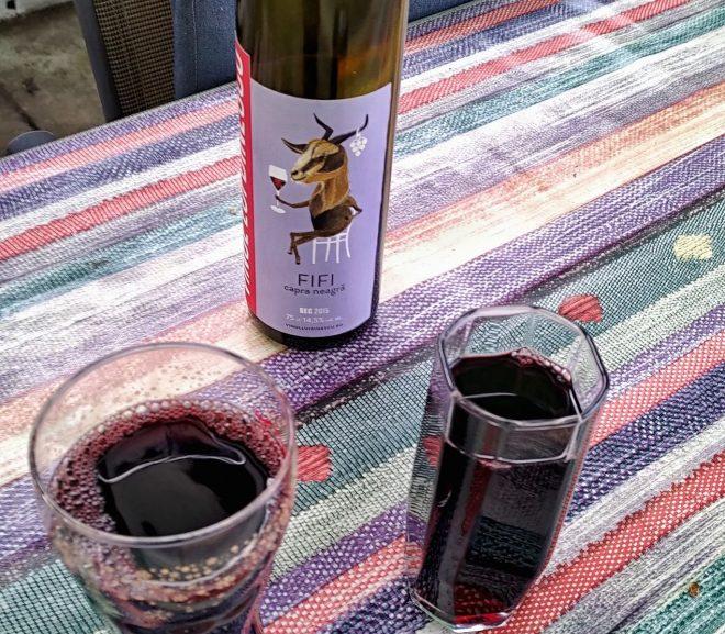 Doua vinuri d-ale lui Dinescu: Fifi