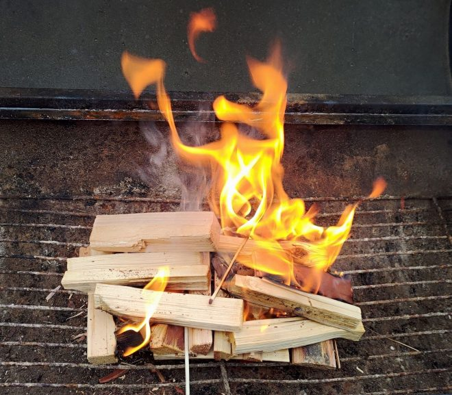 #De Weekend și de integrare cu grătare și fumuri