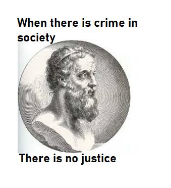 Pentru că nu există justiție, nici autorități
