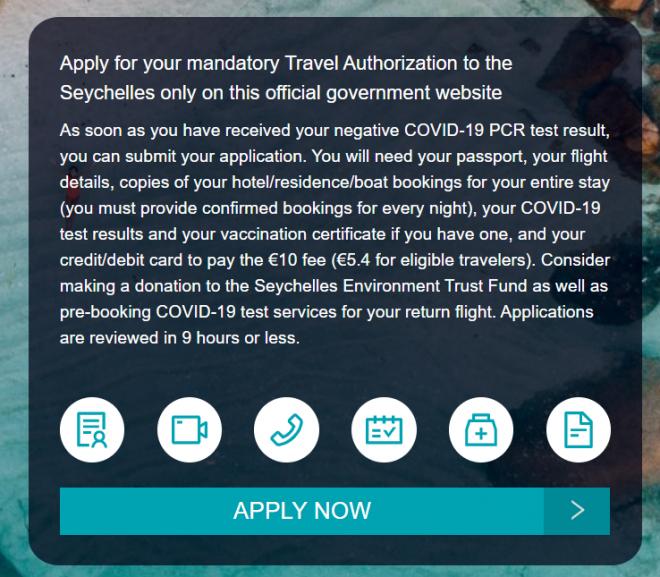 Cum călătorești în vacanță în Seychelles în timpul restricțiilor de COVID-19(21?).